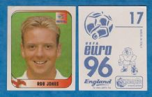 England Rob Jones Liverpool 17 (E96)